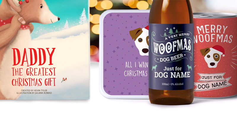 Top 10 Personalised Christmas Gift Ideas