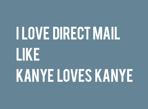 Direct mail – creative, engaging and millennials love it!