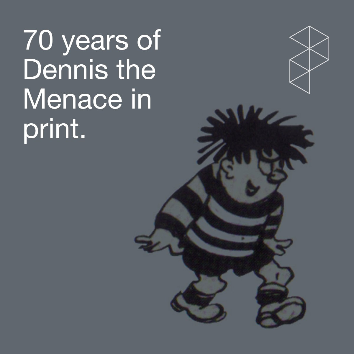 70 years of Dennis the Menace in print
