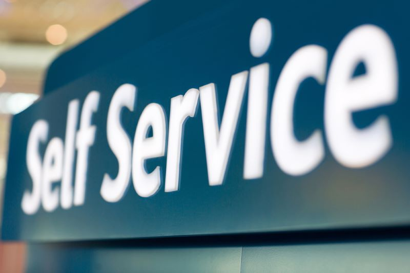 Self-service – speed and convenience vs customer experience